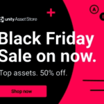 【最大70% OFF!Unity's Black Friday Week Sale 2018】11/19 (月)18:00 ~ 11/25 (日)23:59 まで